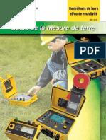 mesure de terre