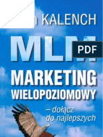 John Kalench - MLM Marketing Wielopoziomowy