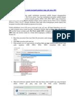 Cara Convert File Power Point Menjadi Gambar