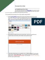 Cara Memilih Desain Presentasi Power Point