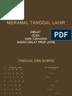 MERAMAL TANGGAL LAHIR