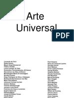 arte universal