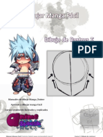 Dibujo Manga