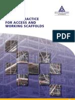EN 12811-1 Scaffold Access & working platforms