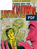Adventures Into the Unknown-92nd Issue Vintage Comic