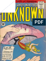 Adventures Into the Unknown-98th Issue Vintage Comic