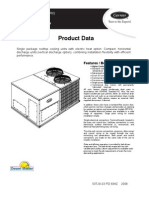 carrier packaged product data
