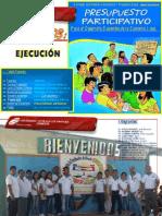 PRESUPUESTO PARTICIPATIVO PIURA-EJECUCIÓN DE SOCIEDAD II-AYALA TANDAZO JOSÉ EDUARDO.-2012-3