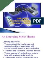CIM Postgraduate Marketing
