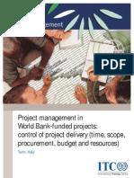 Project Management 1 Wk