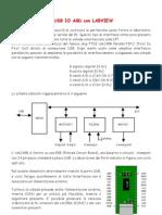 USB  ANALOG & DIGITAL I/O