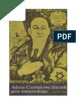 Adama Czerniakowa Dziennik Getta Warszawskiego - 1983 (Zorg)