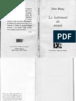 Zeno Bianu Le Battement Du Monde