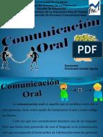 Comunicacio Oral