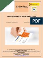 CONGLOMERADOS COOPERATIVOS (Es) CO-OPERATIVE CONGLOMERATES (Es) KOOPERATIBEN KONGLOMERATUAK (Es)