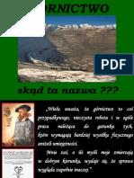 górnictwo nazwa