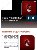 proxy server ppt installation