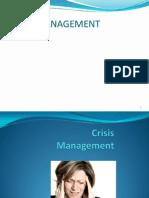 29700613 Crisis Management Ppt (1)