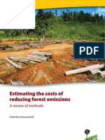 Wertz-Kanounnikoff 2008 Estimating the Costs of Reducing Forest Emissions