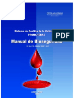 Manual de Bioseguridad Pronahebas