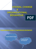 35399468 Ppt on Organisational Change1