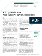 CCJM Excessive Daytime Sleepiness