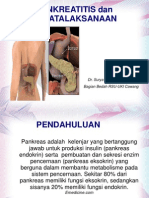 Pankreatitis yunus