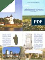 Mănăstirea Căpriana. Scurt istoric. 2008