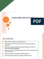 Consumer Behaviour_Unit III