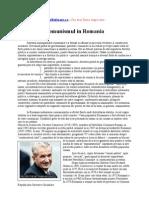 Comunismul in romania