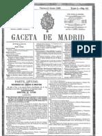 Acuerdo internacional para asegurar una protección eficaz contra el tráfico criminal denominado trata de blancas. París, 18 de mayo de 1904