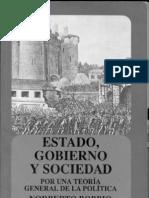 Democracia y Dictadura Norberto Bobbio