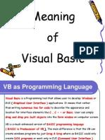Vb 6.0 Tutorial