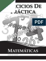 Ejercicios de Práctica_Matemáticas G6_1-17-12