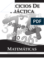 Ejercicios de Práctica_Matemáticas G8_1-17-12