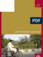 Dairy Development in Pakistan