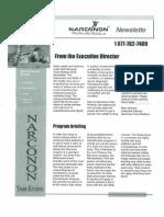Narconon Trois-Rivieres Newsletter (Feb 2010)