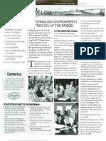 Freewinds Log, Issue 33 (2009)