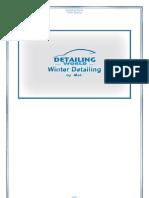 Winter detailing