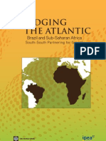 Bridging The Atlantic Brazil and Sub Saharan Africa