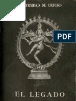 Varios - Legado de la India.pdf
