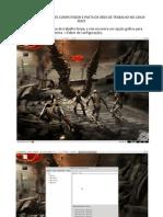 Como retirar ícones do desktop no Linux Mint