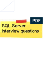 SQL Server interview question :-What is the difference between truncate VS delete ?