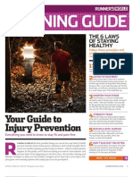 Runner´s World Training Guide - Injury Prevention