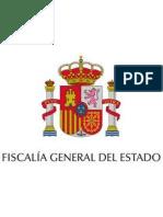 LA OPERACIÓN PONIENTE LA FISCALÍA TOMO I