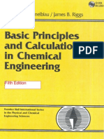 Basic principles and calculations in chemical engineering 7th basic principles and calculations in chemical engineering 7th editionpdf international system of units stoichiometry fandeluxe Choice Image