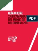 1 Guia Campeonato Del Mundo 2013