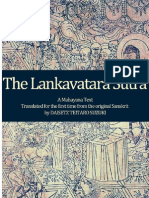 Lankavatara Sutra translated by D.T. Suzuki