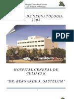 Manual de Neonatologia 2008 Ssa Sinaloa