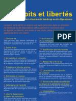 Charte des droits et liberté..